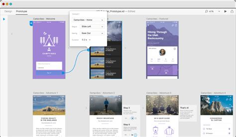 layout grid adobe xd prototyping tools general assembly