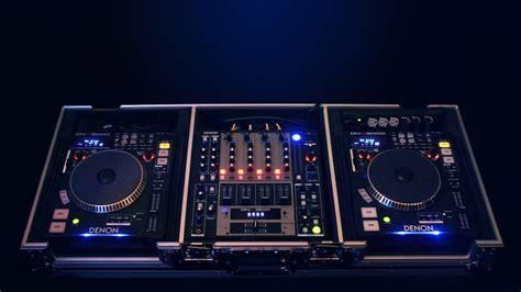 mix table dj mixing tables dj denon wallpaper 2048x1152 304616 wallpaperup