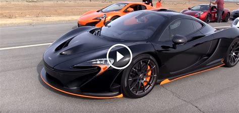 mclaren p1 650s not even fair mclaren p1 vs 650s coupe drag race