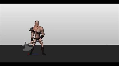 axe swing axe swing animation youtube