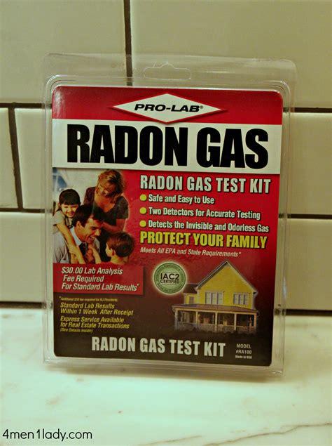 eeek radon gas
