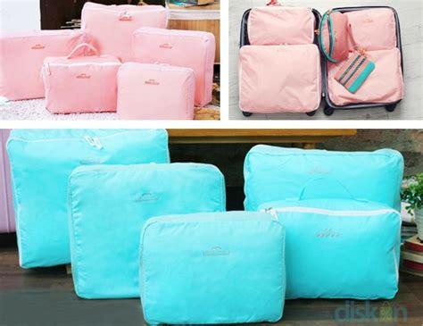 Travel Bag Harga Diskon diskon fashion travel bag organizer 5 in 1