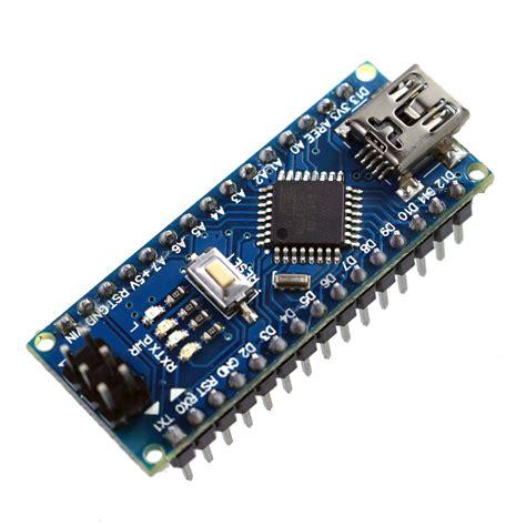 Arduino Nano V3 0 Atmega328 Baru arduino nano v3 0 con atmega328