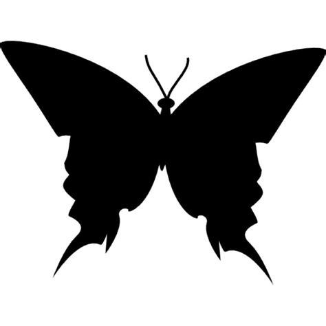 imagenes de mariposas siluetas vista desde arriba de la mariposa silueta negro