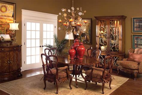 Tuscan Dining Rooms by Tuscan Furniture Colorado Style Home Furnishings
