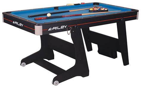 5 pool table 5 folding pool table review