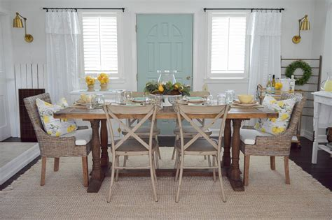 wisconsin home tour decorating a farmhouse summer isn t over yet fox hollow cottage