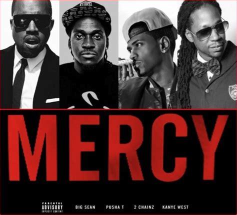 Kanye West Lamborghini Mercy Lyrics Kanye West Mercy Feat Fuzzy Jones Big Pusha T 2