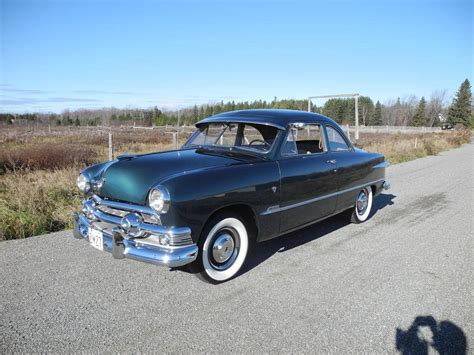 Ford For Sale by 1951 Ford Custom For Sale 1909488 Hemmings Motor News