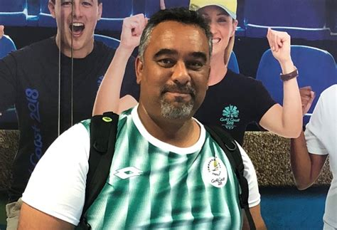 Gamis Gie a big opportunity for madibaz coach south africa