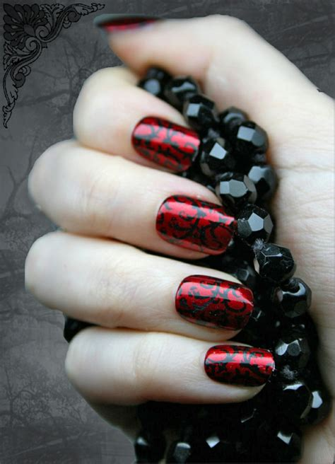 N Gel Bilder by Nageldesign In Rot 51 Inspirationsbilder Und