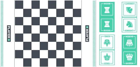 printable paper chess set 1000 images about miscellaneous on pinterest technology