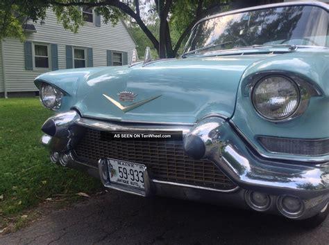 Cadillac 4 Door by 1957 Cadillac Four Door Hardtop