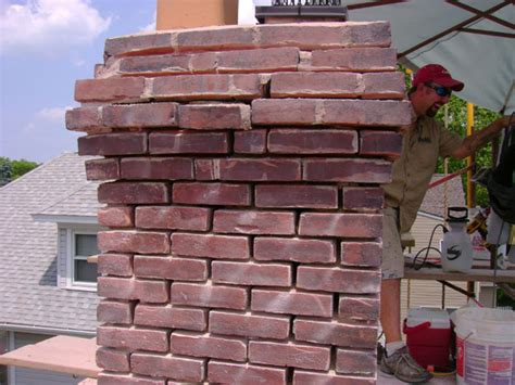 Repointing A Fireplace by Brick Repointing Repointing For Chimneys