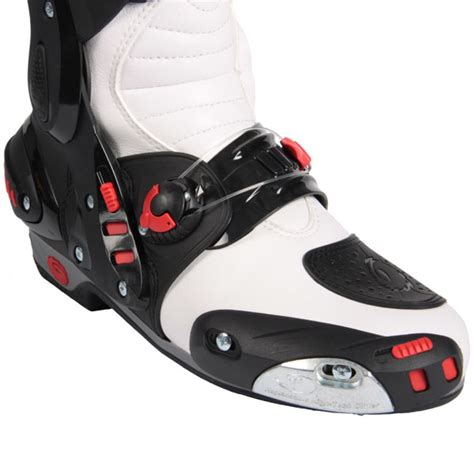 white motorcycle boots sidi vortice motorcycle boots breathable vented race sport