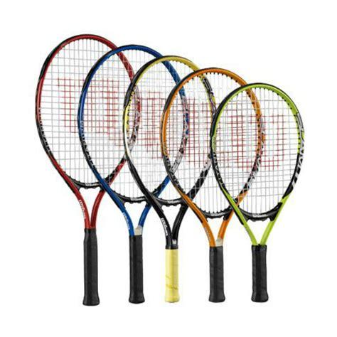 Raket Wilson Tennis mini aluminium tennis rackets size 25 quot babolat wilson
