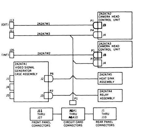 interconnection diagram tm 11 6625 3081 23 2 301