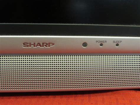 Tv Sharp Great lot detail sharp aquos 15 quot flat screen lcd tv