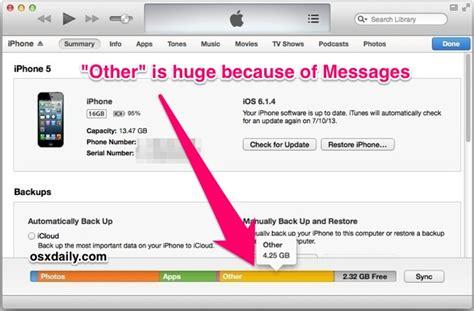 iphone  geheugen bijna vol maar geen idee hoe iphones ipads