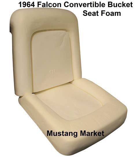 1964 falcon seat foam
