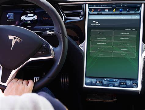 Steuern Für Auto by Smart Home Tesla Und Digitalstrom Vernetzen Das Elektroauto