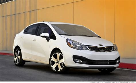 Cheapest New Kia Car Kia 10 Cheapest New Cars In America Cnnmoney