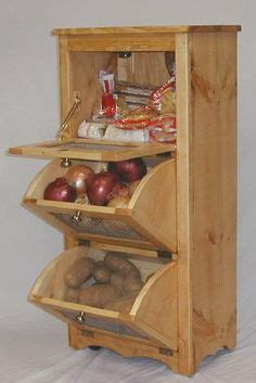 How To Store Potatoes And Onions In Pantry by 1000 Ideas About Potato Bin On Vegetable