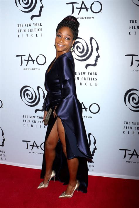 If You Can Make The Ny Critics Circle Awards by Haddish Pulls A Leggy Look On The Carpet