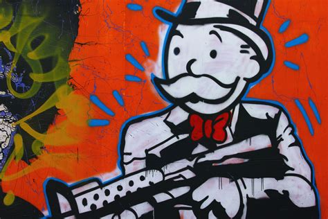 l a graffiti rich uncle pennybags by alec monopoly