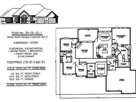4 bedroom ranch style house plans 4 bedroom ranch layouts