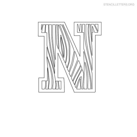 printable letter stencils for wood stencil letters n printable free n stencils stencil