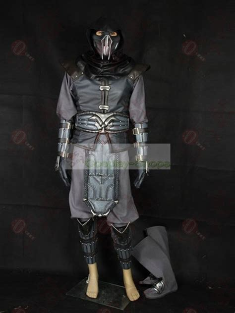 mortal kombat noob saibots mask diy youtube image gallery noob saibot costume