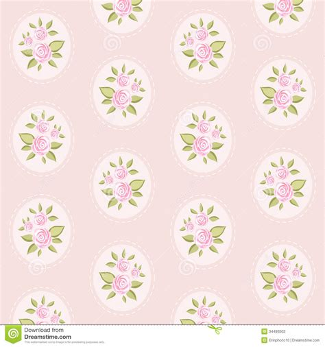 vintage pattern 9 stock photography image 34493502