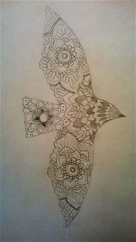 tattoo mandala wings the o jays bird tattoos and best artist on pinterest