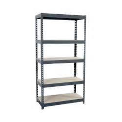 edsal heavy duty 4 shelf steel shelving new edsal heavy duty boltless rivet garage storage