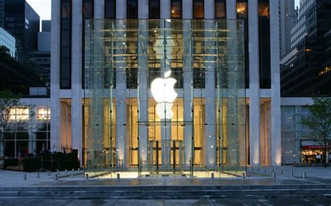 apple s seamless glass cube on fifth avenue is launching