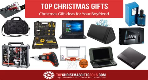 best christmas gift ideas for your boyfriend 2017 top