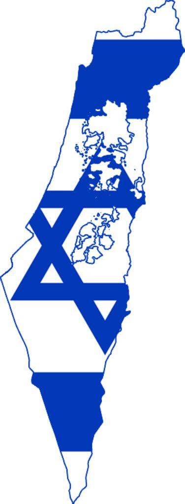fileisrael flag map including area csvg wikimedia