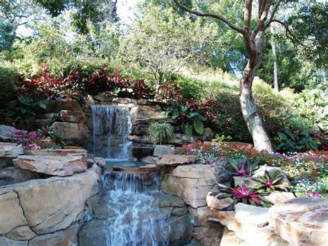 imagenes de jardines y cascadas hermosos paisajes taringa
