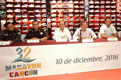 refrendos 2016 cancun q roo anuncian marat 243 n internacional nocturno canc 250 n 2016