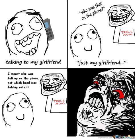 Trolls And Memes - troll mom by skill0wnya meme center