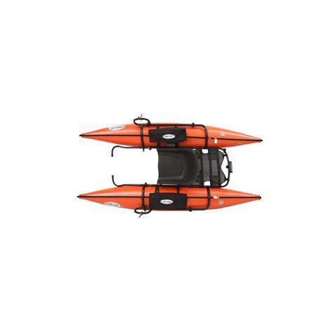 outcast inflatable pontoon boats outcast fish cat streamer inflatable pontoon boat