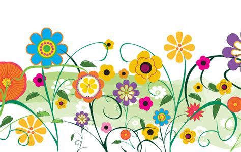Flower Garden Clipart Free Flower Garden Clipart Best