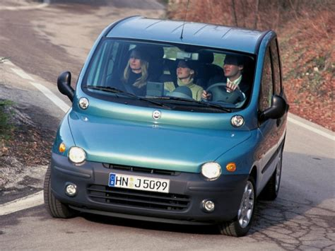 the fiat multipla is officially the ugliest car made