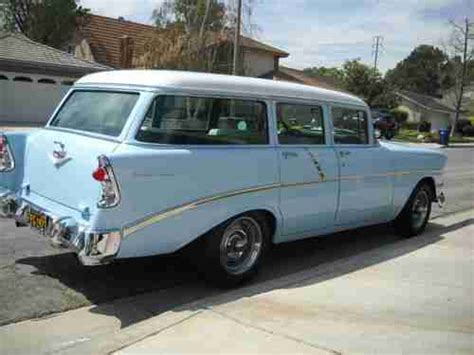 Restoration Ls by Sell New 1956 Chevrolet Townsman Frame Restoration Ls