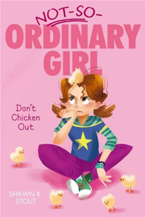 Miss Matched Not So Ordinary by Shawn K Stout 187 Don T Chicken Out