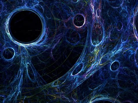 what is black matter study shows energy is erasing matter