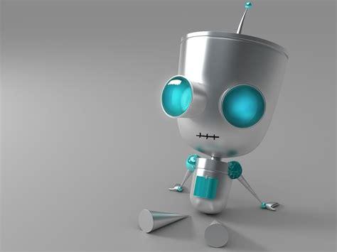 imagenes de robots kawaii best wallpapers wallpapers robots 3d