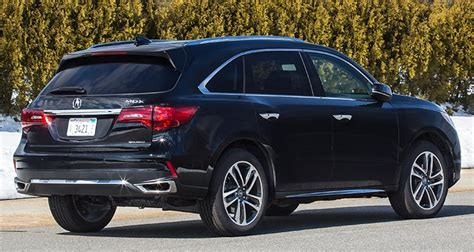 2017 Acura Rdx Configurations by 2017 Acura Mdx Changes For The Better Consumer Reports