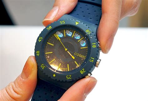 Dijamin Smartwatch Cogito Pop Fashion Connected on with the cogito pop connected